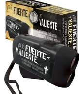 Fuerte y Valiente, Linternas Cargadas Manualmente  (Strong and Courageous, Hand Powered Flashlight)