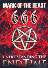 Understanding the End Times: 666 Mark of the Beast, DVD
