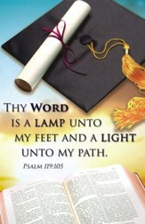 Thy Word Is a Lamp (Psalm 119:105) Bulletin, 100