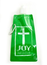 Joy Reusable Foldable Water Bottle