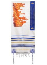 Pentecost Prayer Shawl