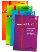 Thin Red Line, Volumes 1 to 4