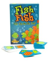 Fish to Fish: it's Fin-to-Fin Fun! Game