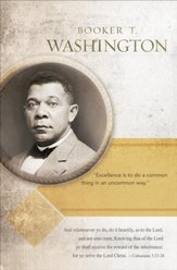 Booker T. Washington African American Heritage Series Bulletins, 100