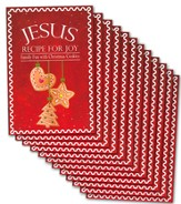 Christmas Cookie Cutters Books, Pack of 12