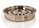RemembranceWare One Pass Communion Tray and Disc, Brass
