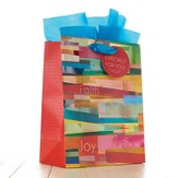 Love, Hope, Faith Giftbag, Medium