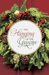 Hanging of the Greens Christmas Bulletins, 100