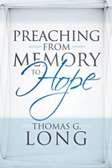 Preaching from Memory to Hope - eBook