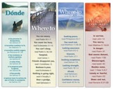 Where To Look Value Pack Bookmarks, 100