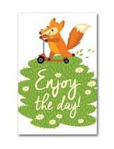 Enjoy the Day (1 John 4:11) Kids Postcards, 25