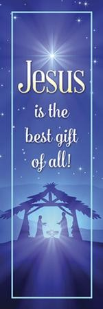 Jesus is the Best Gift (James 1:17) Bookmarks, 25