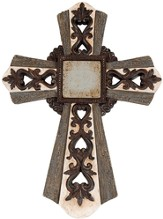 Mirror Wall Cross