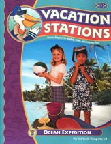 BJU Vacation Stations Book 3: Ocean Expedition Grades 2-3