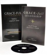 Grace-Full Leadership--Small Group DVD: Understanding the Heart of a Christian Leader