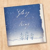 Glory To the King Napkins, Pack of 20