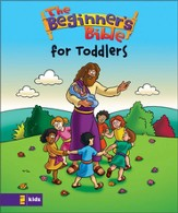 The Beginner's Bible--The Beginner's Bible for Toddlers - eBook