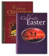Easter and Christmas Plays for Church, 2 Volumes