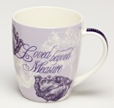 Loved Beyond Measure Mug