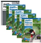 Math in Focus Grade 4 Homeschool Package (with Answer Key)