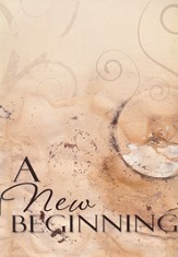 A New Beginning Coffee - pamphlet - pack of 10