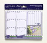 For God So Loved the World Weekly Prayer and Blessing Planner