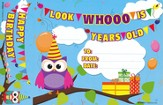 Happy Birthday Owls, Bookmark Awards (Pack of 30)