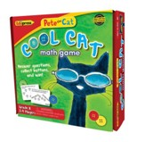 Pete the Cat® Cool Cat Math Game, Kindergarten