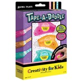 Tape-a-Doodle Animal Prints Kit