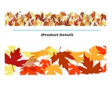 Maple Leaves, Simply Border