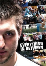 Everything in Between, DVD