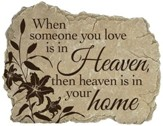 When Someone You Love Is In Heaven, Stepping Stone