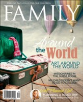 Home Educating Family Magazine, 2 Year USA Subscription