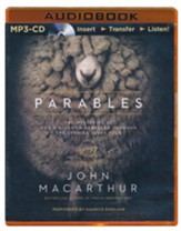 Parables: The Mysteries of God's Kingdom Revealed Through the Stories Jesus Told - unabridged audio book on MP3-CD