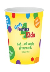 God's Promises for Kids Tumbler