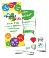 God's Promises for Kids Jumbo Activity Bookmark
