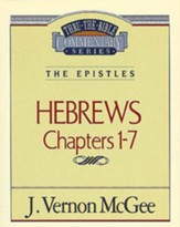 Hebrews I - eBook