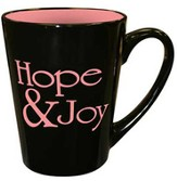 Hope & Joy--Ceramic Mug