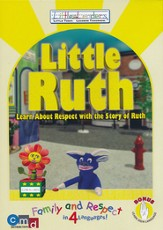 Little Ruth: Learn About Respect with the Story of Ruth, DVD