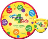 God's Promises for Kids, Flying Disc