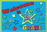 Welcome to 5th Grade Postcard, Pack of 30