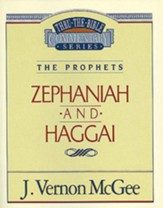 Zephaniah / Haggai - eBook