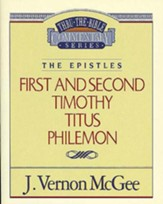 1 & 2 Timothy / Titus / Philemon - eBook