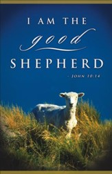 Good Shepherd (John 10:14) Bulletins, 100