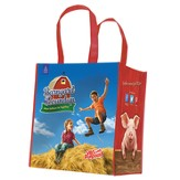 Barnyard Roundup Tote Bag, pack of 5