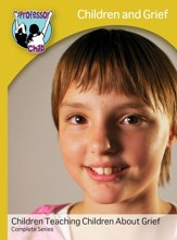 Children and Grief DVD & CD-ROM Pack