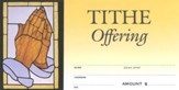 Tithe Offering Envelope, Pack of 100