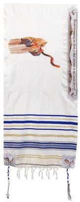 Blow the Shofar Prayer Shawl, Spanish