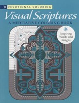 Devotional Coloring: Visual Scriptures A Meditative Coloring Book