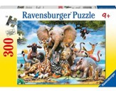 African Friends, 300 Piece Puzzle